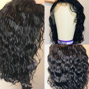Malaysian 100% Human Hair Bob Cut Wig!